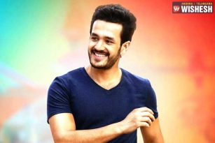 Akhil Locks Young Music Composer For His Next