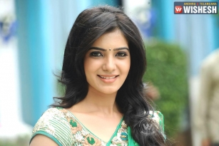 All my Dreams are Fulfilled: Samantha