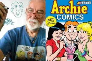 Tom Moore Archie's creator no more