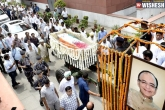 Arun Jaitley Cremated with State Honours
