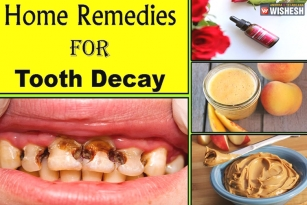 7 Amazing Ayurvedic Home Remedies For Cavity and Tooth Decay