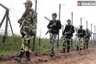 BSF Launch Search Operation, Intruder Shot Dead