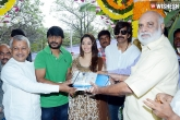 Bengal Tiger Movie Launched