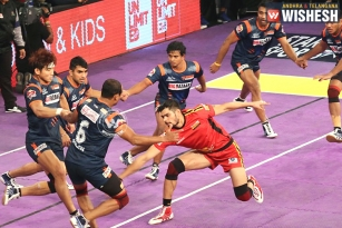 Bengaluru Bulls Beat Bengal Warriors 27-25