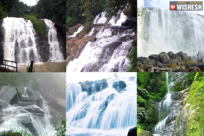 The Six Best Waterfalls In India