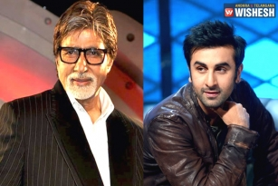 Big B And Ranbir Kapoor To Team Up