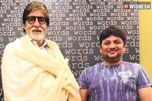 End To Speculations: Big B Poses For Syeraa