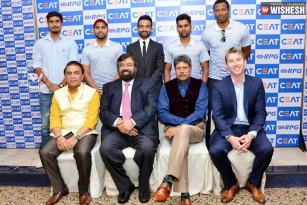 CEAT Cricket Awards Given Away for the year 2015