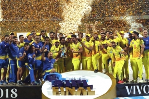 Chennai Super Kings Trashes Sunrisers To Win Third IPL Title