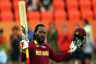 Chris Gayle hits Double Hundred