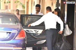 Deepika Padukone Under Security Scanner