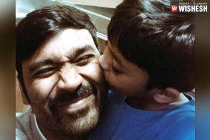 Dhanush Shares Special Message On His Younger Son's Birthday