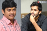 Director Santosh Srinivas is Back !