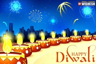 Diwali 2017 - Calender With Dates, Significance Of Diwali