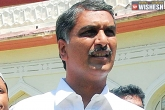 Don't you have shame?: Harish Rao questions Revuri