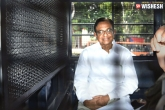 ED Allowed Arresting Chidambaram From Tihar Jail