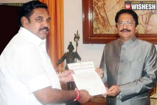 Edappadi K Palaniswami Likely to Swear-In as TN Chief Minister