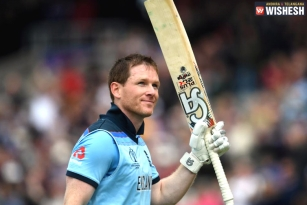 English Captain Eoin Morgan Creates History: Smashes 17 Sixes Against Afghanistan