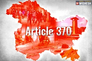 European Parliament Supports Scrapping Article 370: Says it Will Curb Terrorism
