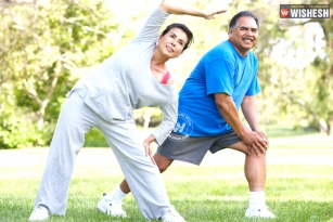 Exercise can help control blood sugar level