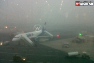Flights Delayed Due to Dense Fog in North India