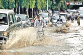 Floods Left Roads Damaged in Hyderabad; History Repeats
