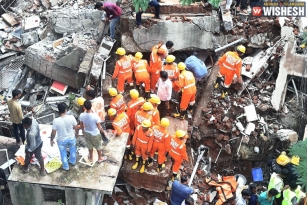Building Collapses At Ghatkopar, Death Toll Mounts To 17