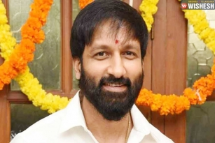 Gopichand Joins Dasara Race