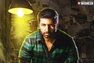 Gopichand's Intense Look From Pantham