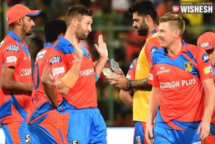 Gujarat Lions Beat RCB By 7 Wickets