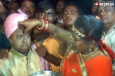 Ajay Barot marriage, Ajay Barot without bride, gujarat man s lavish wedding without a bride, Wedding