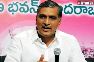 TS Irrigation and Marketing Minister Harish Rao's Sensational Comments On Congress Leaders