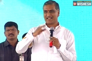 Harish Rao Launches Second Lift of Kalwakurthy Project