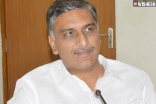TRS Leaders In Shock With Harish Rao's Absence