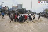 Heavy Rains Create Havoc in Andhra Pradesh