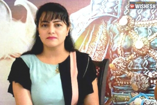 Honeypreet Insan Arrested From Punjab