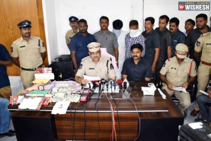 Hyderabad Cops Trace A Massive Gambling Racket In Marriott