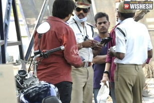 Hyderabad traffic police suspended 278 Licenses