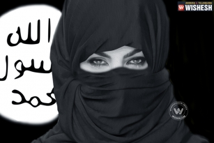 Hyderabadi lady in ISIS!