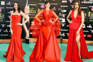IIFA - not just awards, but attires