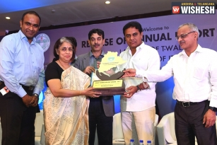 KTR Presents Awards For IT And ITES Services