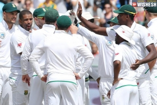First Test: India Lose To South Africa By 72 Runs