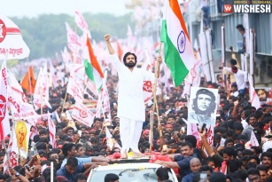 Permissions Rejected For Janasena Kavathu: Pawan Reaches Cotton Barrage