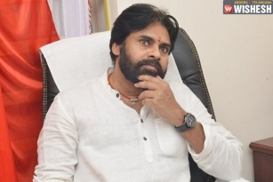 Pawan Kalyan Busy With Core Janasena Team