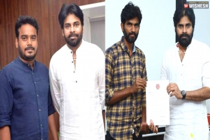 Janasena Tickets For Bus Conductor's Son And Laborer's Son