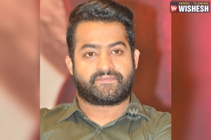 JR NTR Gets A Pat From Jai Lava Kusa Director