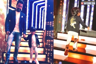 Tarak Bonds With Abhay Ram