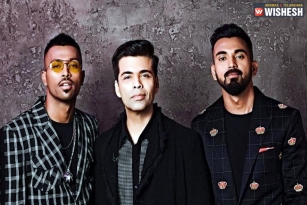 Karan Johar Show: KL Rahul and Hardik Pandya Fined Rs 1 lakh Each