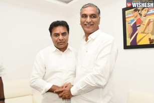 KTR and Harish Rao to Be Inducted Into Telangana Cabinet