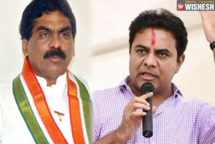 KTR Has A Shock For Lagadapati Rajagopal